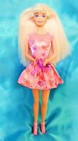 VALENTINE BARBIE - Special Edition 1997 Love Heart Pink Loose Doll #17649