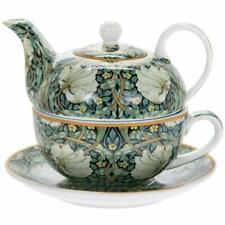 Gift Boxed Fine China William Morris Tea For One - Teapot/Cup - Pimpernel