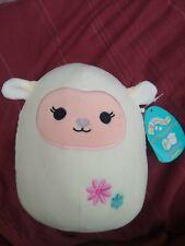 Bnwt Squishmallow Lily Lamb  7.5 inch New