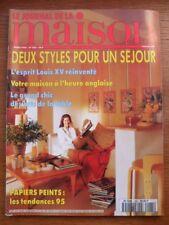 LE JOURNAL de la MAISON  N° 285  de Mars  1995