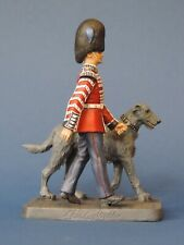 Charles Stadden Toy Soldier Irish Guard and Mascot 100mm Studio Painted