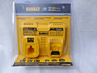 New In Package DeWalt DCB103 Combination Dual Port Fast Charger
