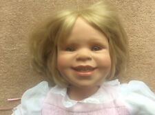 More details for pamela erff 2005 artistic porcelain doll limited ed europe edition fab condition