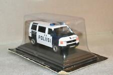 FABRI POLICE COLLECTION 2000 FINLAND VOLKSWAGEN T4 1:43 SCALE MIP