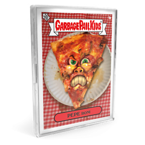 Topps GPK GARBAGE PAIL KIDS KITCHEN SET OF A's Only Signed by Artist 7 of 20