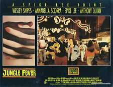 JUNGLE FEVER Wesley Snipes US drama 8 Lobby cards 11 x 14 inches Spike Lee