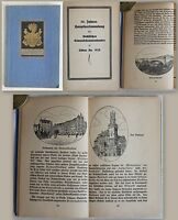 56. Hauptjahresversammlung Sächsischer Gemeindebeamtenbund 1928 Sachsen Löbau xz