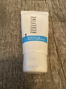 Rodan + Fields Redefine Brightening Hand Treatment 50 ML. NEW Sealed