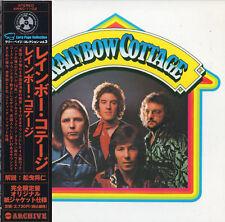 Rainbow Cottage Japan CD Obi Mini-lp 12 Tracks 1970s Pop / Rock AIRAC-1102