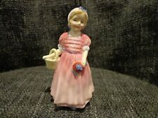 Royal Doulton Figurine Hn 1677 Tinkle Bell Corp 1935 No Box