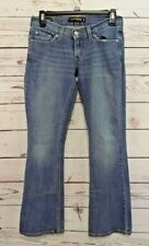 Levis 524 Too Superlow Jeans Womens 1m Medium Wash Great Preowned Condition