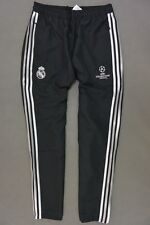GALACTICOS  2015-2016 adidas Real Madrid Champions League Pants SIZE 36-38 S
