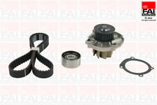 TIMING BELT KIT WITH WATER PUMP FOR FIAT PUNTO EVO TBK371-6519 OEM QUALITY