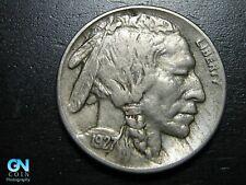 1927 S Buffalo Nickel  --  MAKE US AN OFFER!  #B7790