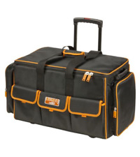BAHCO 24 Wheeled Large Hand Power Tool Storage Parts Case Bag 4750FB2W24A