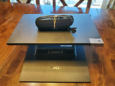 Dell Docking Station E-Port PRO3X w/E-CRT Stand, and 90w power supply