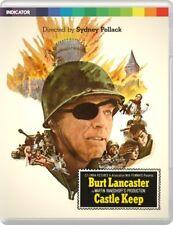CASTLE KEEP (1969) Burt Lancaster Blu-Ray + DVD BRAND NEW Free Ship