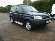 Land Rover Freelander Four Wheel Drive Cars