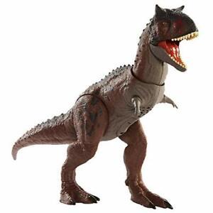"Mattel Jurassic World Primal Attack Carnotaurus Toro Action Figure 15"" New 2020"