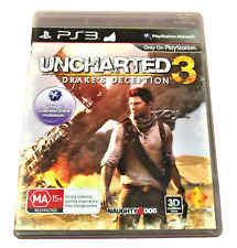 Uncharted 3 Drakes Deception Sony PS3