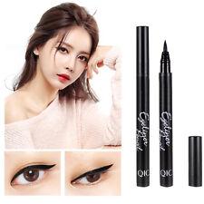 Wasserfest Schwarz Eyeliner Pencil Kajalstifte Fluid Augen Kajal Makeup Kosmetik