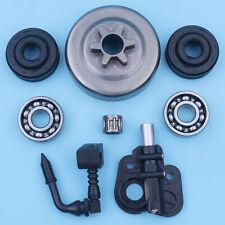 3/8'' Clutch Drum Bearing Oil Pump Seal Kit For Partner 350 351 352 370 371 390