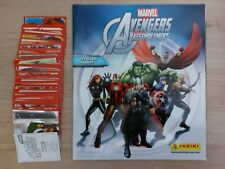 PANINI - AVENGERS ASSEMBLE (STICKERS) 2015 - TERMINEZ VOTRE COLLECTION