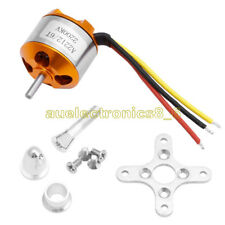 2200KV A2212 6T Motor Outrunner Brushless For RC Aircraft Quadcopter Helicopter