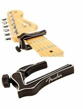 Fender Dragon Electric Guitar Capo - Black - Quick Change