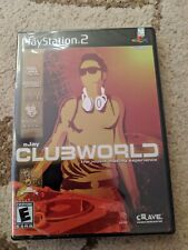 CLUB WORLD MUSIC MAKING DJ CARL COX PS2 Sony PlayStation 2 COMPLETE NEW