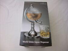 GODINGER World Globe Liquor Dispenser -NIB