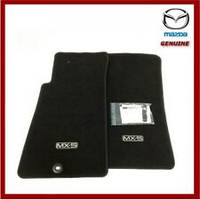 Genuine Mazda MX-5 89-05 Set Of 2 Velour Floor Carpet Mats NC89V0320A02 New!