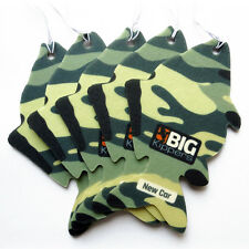 5 x 'FISH THEMED' New Car Scent - Car Air Fresheners by Big Kippers | FREE p&p