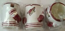 Phoenix (Arizona) Coyotes NHL Beer Foam Cooler Koozie 3 Pack Brand New Rare!