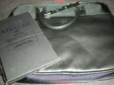 RARE - JAMES BOND 007 EXCLUSIVE SPECTRE PEN, BAG & A5 NOTEBOOK - SKYFALL