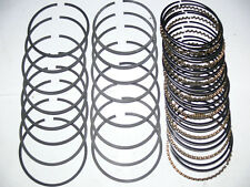 FORD 289, 302, BUICK 322, CHEVY 327 CU. IN. .040 OVERSIZE PISTON RINGS
