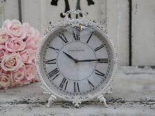 Chic Antique Uhr Standuhr Kaminuhr Tischuhr Shabby Vintage Brocante Landhaus