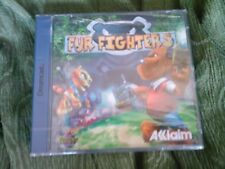 DREAMCAST---FUR   FIGHTER   (NUOVO) ----PAL  -