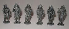 """Komplettsatz Metallfiguren """"Samurai 1150 - 1600"""" (1)"""