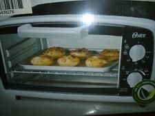 Oster Electric Countertop 4-Slice Toaster Oven Bake Broil Toast