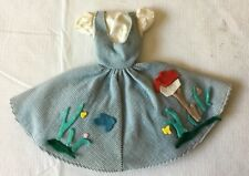 Friday Night Date dress and pinafore dress Vintage Barbie