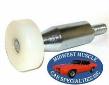 70-81 Camaro Firebird Door Window Glass Crank Regulator Track Roller Wheel 1pc J