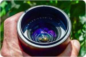 Leica R  Vario-Objektiv, Leica Vario Elmar-R 1:3,5-4.5, 28-70, E 60