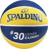 Spalding Basketball NBA Player Stephen Curry 30 Ball Fanball Gr 7