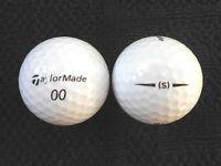 "40 TAYLORMADE - ""PROJECT- (S) "" - 2018/19 MODEL - Golf Balls - ""PEARL/A"" Grades."