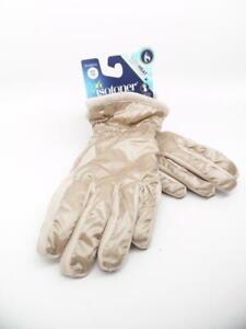 Isotoner Women's Sleek Heat Glove - Pink 1SZ One Size - Touchscreen SmarTouch