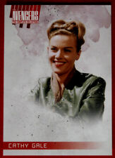THE COMPLETE AVENGERS - Series 1 Card #50 - HONOR BLACKMAN - Unstoppable 2019