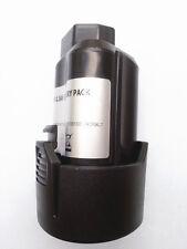 10.8V Tools Battery for AEG BS 12C 12C2  BSS 12C L1215  L1215R 1500mAh