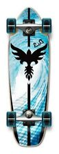 NEW TSUNAMI Graphic Complete Longboard Mini Cruiser / Banana Cruiser skateboard