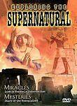 Exploring the Supernatural #3: Miracles DVD (1998)